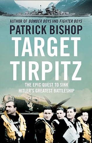 book cover of Target Tirpitz