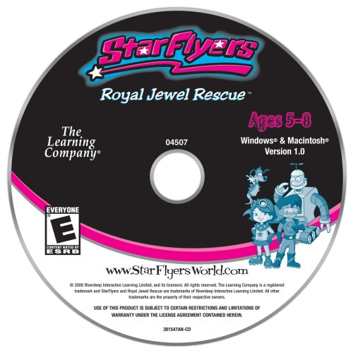 PC Treasures StarFlyers Royal Jewel Rescue VI                   ()