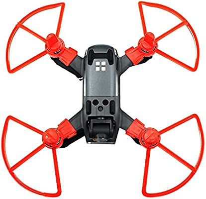 Loveblue Protectores de hélice para dron DJI Spark; protegen las ...