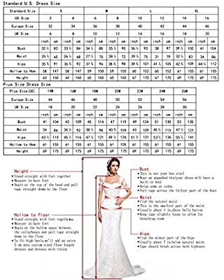 Lily Wedding Womens Sexy 2 Piece Prom Dresses 2018 Long Formal Evening Ball Gowns With Slit Pockets D100