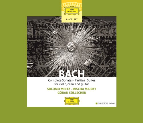 (J.S. Bach: Suite for Cello Solo No.1 in G, BWV 1007 - 5. Menuet I-II)