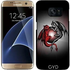 Funda para Samsung Galaxy S7 Edge - Dragones Universo by Pezi Creation