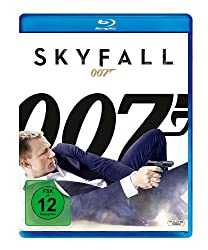 James Bond Skyfall Blu-ray