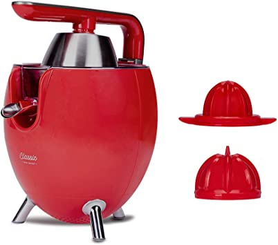 NEW CHEF Juicer Classic Rojo