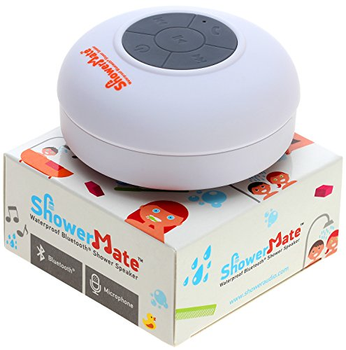 Shower Mate Resistant Hands Free Speakerphone Compatible product image