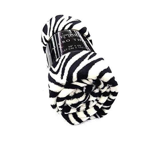Empire Super Soft Plush Animal Print Throw Blanket Light Mul