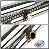 DNA MOTORING HDS-NP05V6-LT Stainless Steel