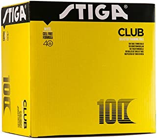 Stiga Ball Club Poly 100 Options d' St Blanc STIGA-M 71831200_1