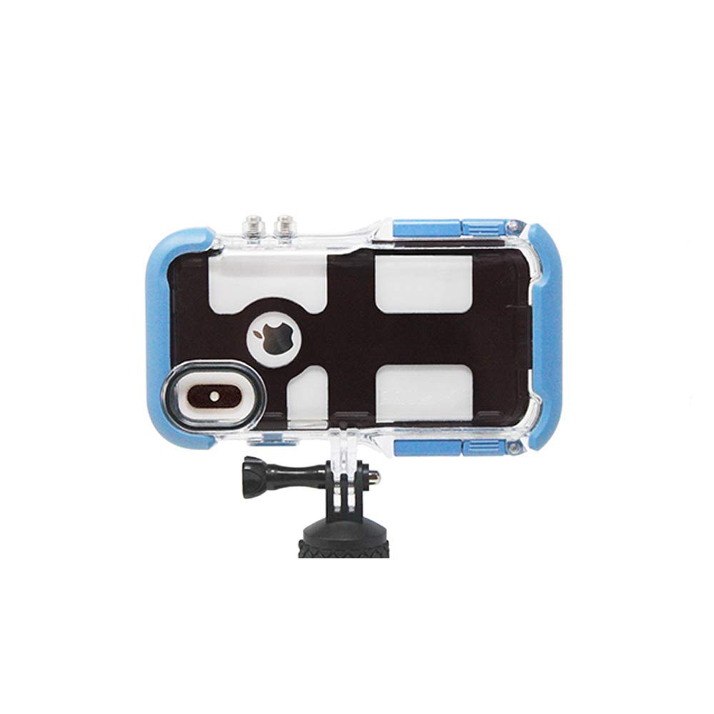 ProShot Touch - Waterproof Case Compatible with iPhone X and XS, and Compatible with All GoPro Mounts by Pro Shot