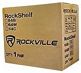 "2 ROCKVILLE RockShelf 64C Classic 6.5"" Home"