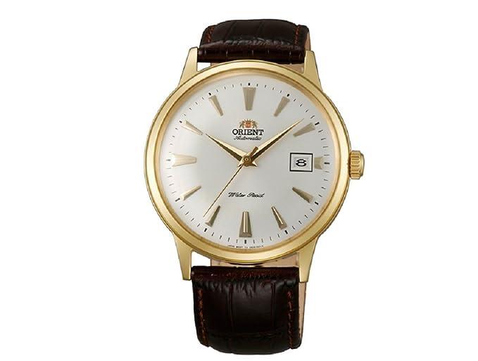 Reloj Orient Automático Caballero Clásico Elegante modelo 147-FAC00003W0: Amazon.es: Relojes