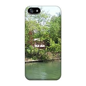 [zAr4647hGZm]premium Phone Case For Iphone 5/5s/ Cabane Tpu Case Cover