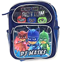 PJ Masks Catboy Gekko Owlette Toddler Small 12 inches backpack- Ready For Action