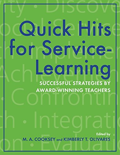 Quick Hits for Service-Learning: Successful Strategies by Award-Winning Teachers by Indiana University Press (Image #3)