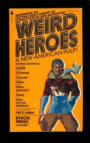 Weird Heroes, Vol. 1 (Pyramid Bookends)