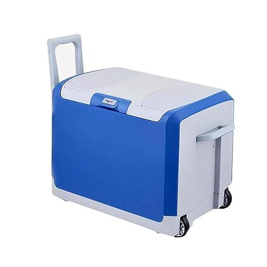 El refrigerador para autos de 40 litros puede albergar 24 botellas ...