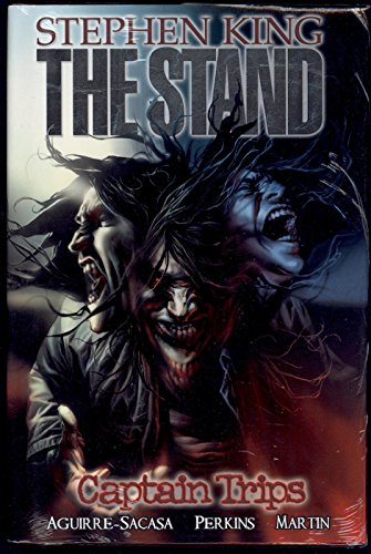 Stephen King The Stand Captain Trips Hardcover TPB Graphic Novel Marvel Comics