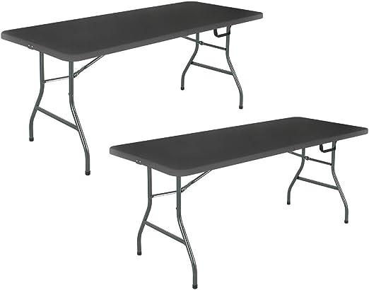 Amazon.com: Cosco - Mesa plegable: Kitchen & Dining