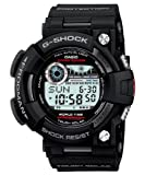 Casio Frogman G-Shock Tough Solar GF-1000-1DR GF-1000-1 GF1000-1 Men's Watch, Watch Central