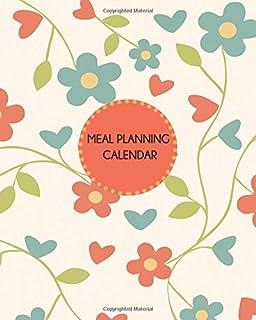 meal planner yellow kahootie co 0893032002278 amazon com books