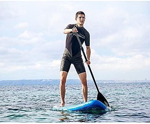 Explorer Sup Inflatable ISUP Hinchable de Aluminio Remo Stand Up Paddle Board Set Bomba Tabla de Surf Aqua Remo Set