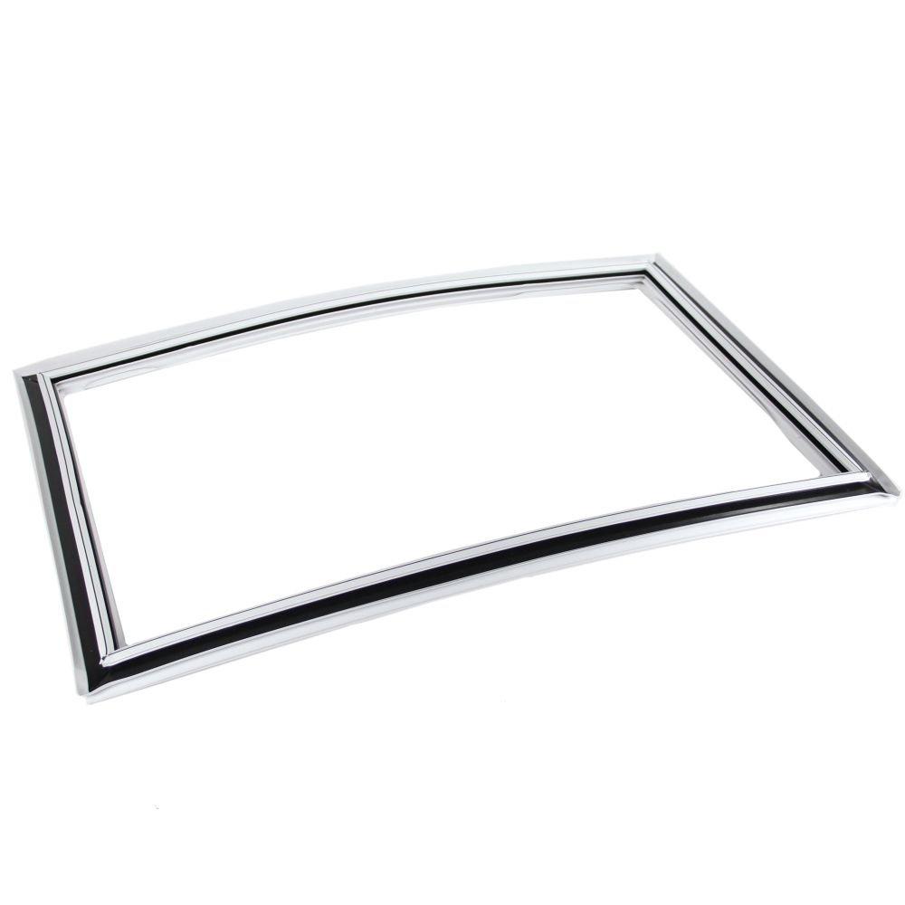 241872501 Refrigerator Freezer Door Gasket (White) Genuine Original Equipment Manufacturer (OEM) Part White
