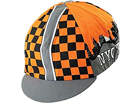 878606d8176cc Amazon.com   Nyc Tour Cycling Cap   Sports   Outdoors