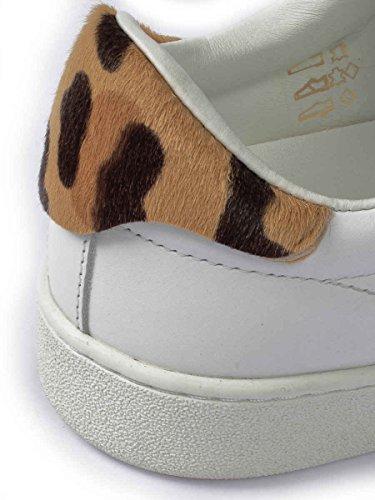 Dsquared2 Damen W17k51113091062 Weiss Leder Sneakers