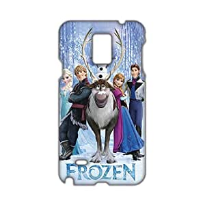 Evil-Store Frozen fashion durable 3D Phone Case for Samsung Galaxy Note4