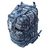 Cheap 21″ 3400 cu.in. Tactical Hunting Camping Hiking Backpack ML121 DM DIGITAL CAMOUFLAGE