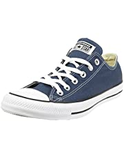 Converse All Star Ox Canvas Navy Trainers