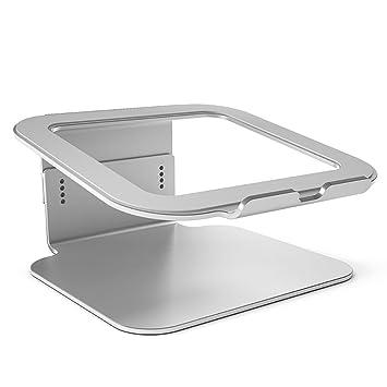 ... Protección de soporte cervical de escritorio aluminio ultraligero soporte para ordenador portátil Notebook Ipad-A: Amazon.es: Bricolaje y herramientas