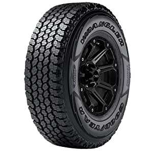 goodyear wrangler all terrain adventure with kevlar all terrain radial tire 265. Black Bedroom Furniture Sets. Home Design Ideas