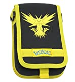 HORI Nintendo 3DS Pokemon Zapdos Travel Pouch - Yellow - 3DS-507U
