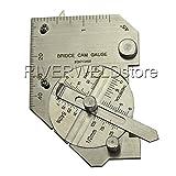 2 Years Warranty Stainless Steel Inch & Metric Bridge CAM Gauge Inspection Gage Weld Seam Thread Welding Measure [ABBOTT]
