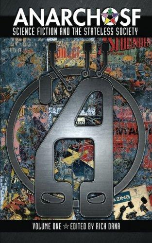 book cover of Anarcho SF