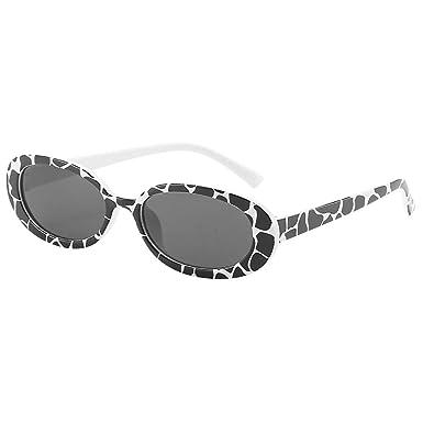 Gafas de Sol de Metal Clásico Cebbay Diseño de Moda Retro ...