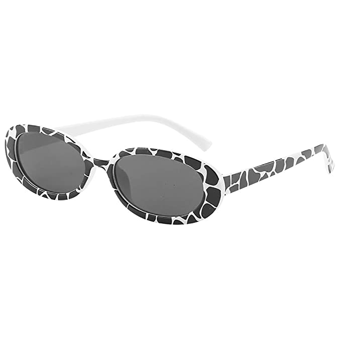 5495f37781 Mymyguoe Gafas de Sol Ligeras y cómodas Dama Gafas de Sol Mujeres Vintage  Gafas de Sol