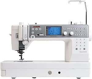 Janome Memory Craft 6700 Máquinas de coser profesionales: Amazon ...