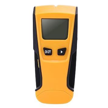 Buscadores de pernos eléctricos, detector de metal multiescaneador con pantalla LCD digital, detector de