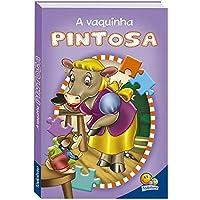 Animais da fazenda em quebra-cabeças: A vaquinha Pintosa