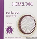 Michael Todd Soniclear Antimicrobial Body Brush