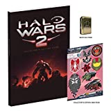 img - for Halo Wars 2 Collector's Edition Strategy Guide book / textbook / text book