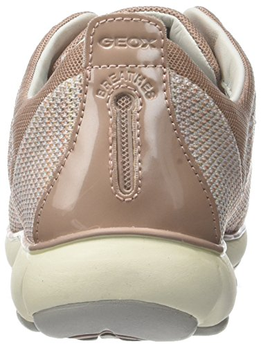 Women's Sneakers D Antique Rose Jaysen Geox Pink dn0Tqdx