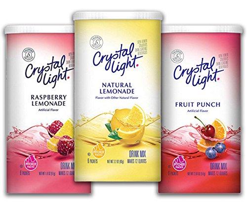 Crystal Light Sugar - 4