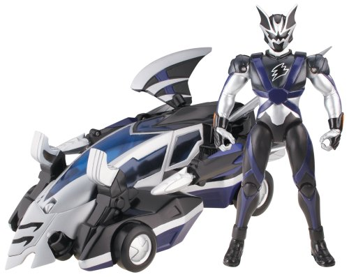 Power Rangers Jungle Fury Thunder Animal Vehicles- Blue Thunder Roar -