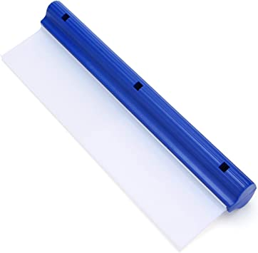 Yinew Car Wash Wiper Plate Cleaning Water Squeegee Blades Soft Silicone Professional Automotive Wiper Blade Squeegee Water Blade