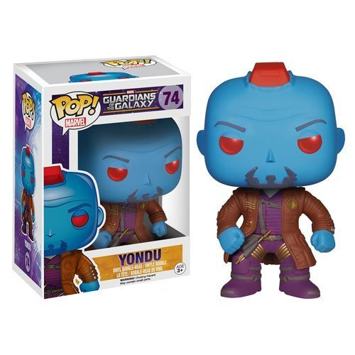 Funko Marvel Guardians of the Galaxy POP! Marvel Yondu Vinyl Bobble Head #74 by Guardians of the Gal