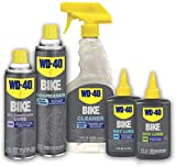 WD-40 Bike, All Conditions Lube, Bike Cleaner