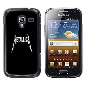 CASEMAX Slim Hard Case Cover Armor Shell FOR Samsung Galaxy Ace 2- METALLIC A